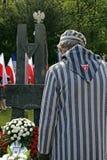 пленник nazi conce бывший стоковое изображение rf