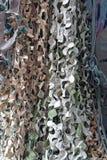 Плетение камуфлирования Стоковое Изображение