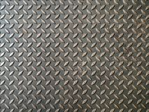 Плита алмазной стали с предпосылкой текстуры ржавчины стоковые изображения