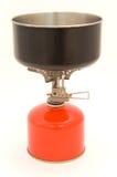 Плита газа Стоковые Фотографии RF