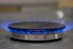 Плита газа Стоковое Фото