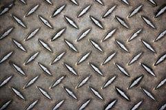 плита диаманта ржавая Стоковое Фото