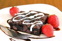 плита пирожня Стоковые Изображения