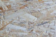 Плита сделанная из отжатой опилк, обломоков Стоковые Фотографии RF