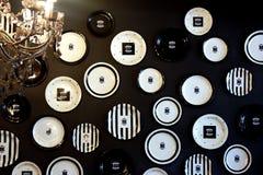 Плита стены стоковая фотография rf