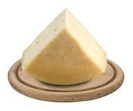 плита сыра деревянная Стоковое Изображение RF