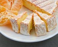 Плита сыра Стоковое фото RF