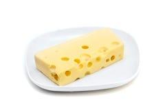 плита сыра Стоковые Изображения RF