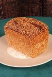 плита хлеба wholegrain Стоковая Фотография