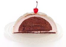 плита части торта стоковая фотография