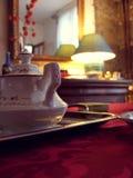 плита чашки Стоковые Изображения RF