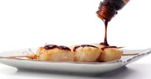 плита японии еды горячая Стоковые Фото