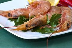 плита crayfish Стоковое Изображение RF