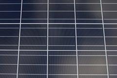 Плита Photovoltaik Стоковое фото RF