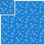 Плитка звезд Стоковые Изображения