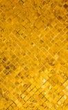 плитка золота предпосылки Стоковые Изображения RF
