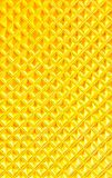 плитка золота предпосылки Стоковые Фото