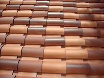плитка испанского языка крыши Стоковые Изображения