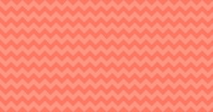 плитка картины вектора 4K Ombre Шеврона горизонтально безшовная в живя цвете коралла Нашивки зигзага предпосылка иллюстрации вект иллюстрация вектора
