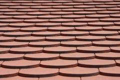 плитка крыши картины Стоковая Фотография RF