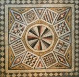 плитка мозаики пола Стоковая Фотография RF