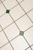 плитка пола Стоковая Фотография RF