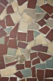 плитка предпосылки цветастая текстурированная стоковое изображение