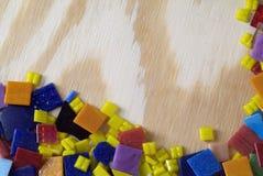 плитка предпосылки цветастая Стоковое Фото