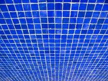 плитка сини предпосылки Стоковые Изображения