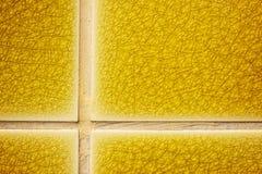 Плитка текстуры золота великолепная Стоковая Фотография RF