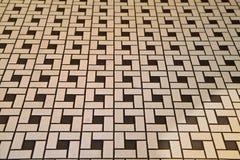 плитка типа пола deco стоковое изображение