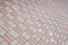 Плитка тротуара Стоковая Фотография RF