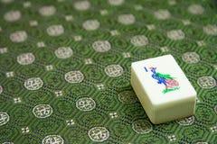 плитка mah jong Стоковое Фото