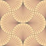 Плитка Nouveau искусства Стоковое фото RF