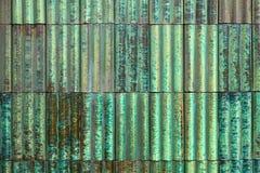 Плитки бирюзы керамические Стоковая Фотография RF