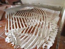 плитки клея Стоковое Фото