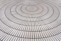 плитки круга Стоковое фото RF