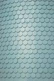 Плитки крыши гонта Стоковое Изображение