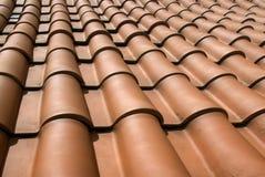 плитки крыши Стоковое фото RF