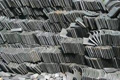плитки крыши Стоковое Фото