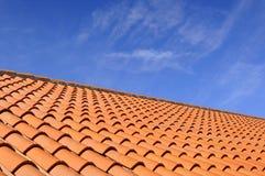 плитки крыши Стоковое Изображение RF