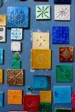 плитки португалки lisbon стоковое изображение rf