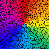 плитки радуги Стоковые Фото