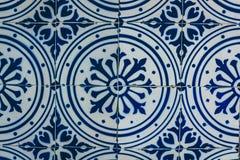 Плитки Azulejos реальные стоковое фото rf