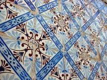 плитки azulejos Стоковые Изображения RF