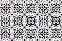 плитки azulejos Стоковое Изображение