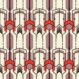 Плитки pattern10 абстрактного вектора современные Стоковое фото RF