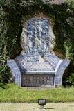 плитки petropolis стенда голубые Стоковая Фотография