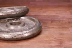 Плиты веса Стоковое Фото