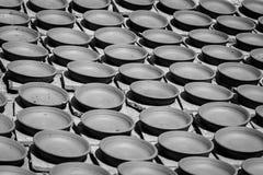 Плиты глины Стоковые Фото